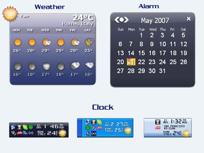 Desktop Weather Forecast